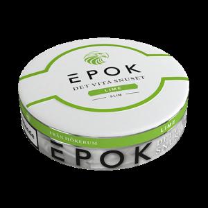 Epok Lime All White Snus 10er Pack