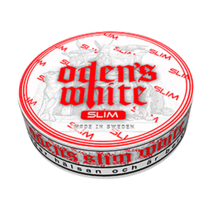 Odens Cold Extreme Slim White Portion 10er Pack
